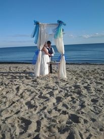 Wedding on the beach 1